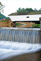 Elizabethton Covered Bridge - Vertical