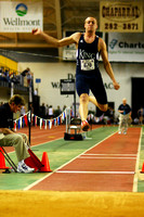 National Indoor Track Championship at ETSU